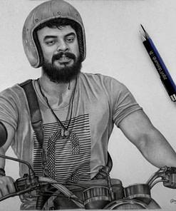 Buy Graphite Pencil Sketch